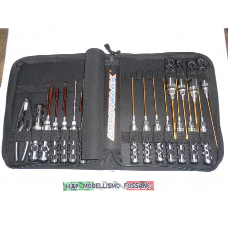 Set chiavi professionali Arrowmax