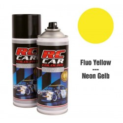 Vernice spray Giallo fluorescente