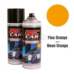 Vernice Spray Arancio fluorescente