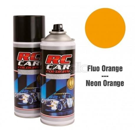 Vernice Spray Arancio fluorescente