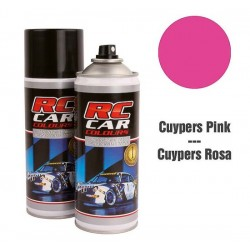 Vernice Spray Rosa Fluorescente