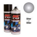 Vernici Spray Grigio Metal Fluorescente Professionale