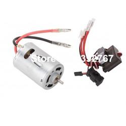 320a spazzola esc (6-8.4 v) + 540 motore COMBO 1-10