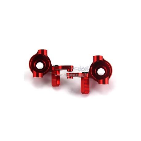 Mozzi anteriori in alluminio 1/10 Himoto MONSTER-TRUCK-TRUGGY