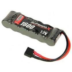 Batteria NI-MH 1600 mAh RADIENT 7,2V 6 CELLE