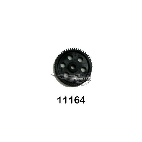 Corona Himoto 1/10 64 denti modulo 0.6