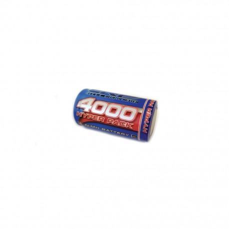 Batteria LRP 4000 NiMh 1,2 V x scalda candela