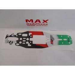Adesivo Telaio MAX ITALIA