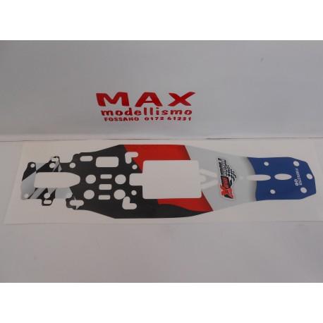 Adesivo Telaio MAX FRANCIA