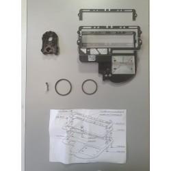 KIT Trasformazzione FORFASTER CZ1 in Elettrico