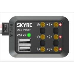 Distributore di corrente SKY-RC  CC con spina XT60
