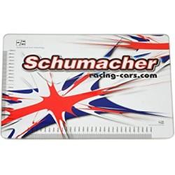 Piano Riscontro in vetro Schumacher da 6 mm 1-10  1.12