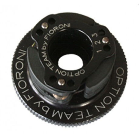 "Frizione OPTION TEAM ""VARI0"" 3Ceppi Carbon 34mm"