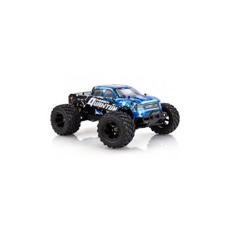 MAVERIK QUANTUM  MT  Monster Truck 4WD RTR BLU-NERO