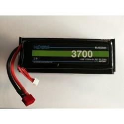 Batteria MAX PRO Lipo 3700mAh 14,8 V