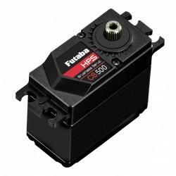 Servo FUTABA HPS CB 500 Low  25,5Kg 0,06 sec.