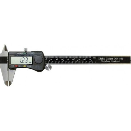 Calibro Digiltale STAINLESS 0-150mm