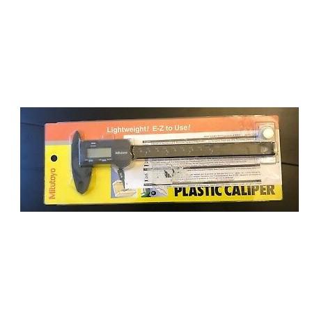 Calibro IN PLASTICA Digitale x Gomme Spugna MITUTOYO 0-150mm