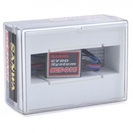 Gyro Sistem SSR Sanwa