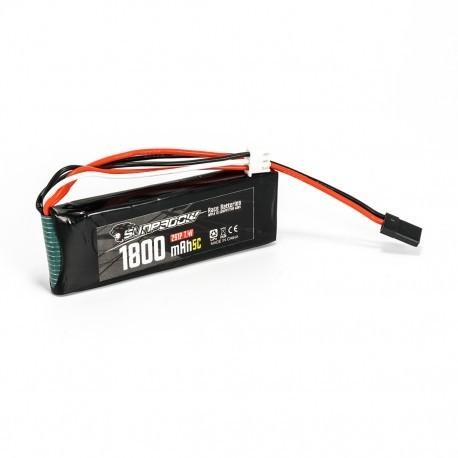 Batterie Lipo 2-S SUNPADOW 1800 mAh