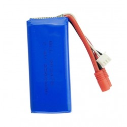 Batterie Lipo 2-s  2500 RX-TX