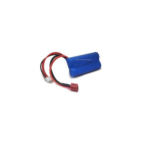 Batterie Lipo 2-s  2000 mah  10-c