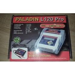 Carica Batteria Professionale Paladin l120 pro Fusion