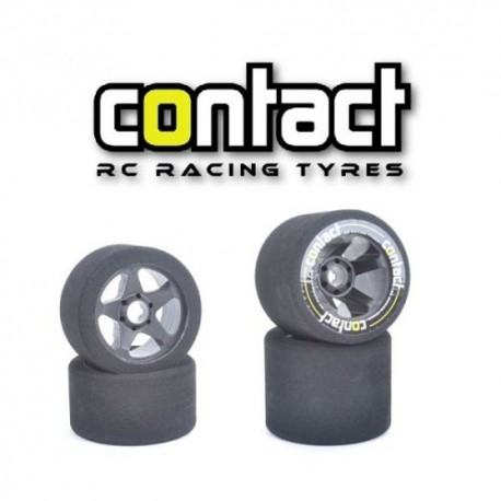 Gomme post 1-8 CONTACT Carbon sh 35