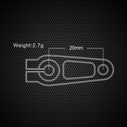 Squadretta Power HD    25T  sterzo